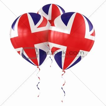 British balloons