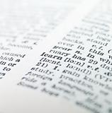 the word 'learn' highlighted in a dictionary