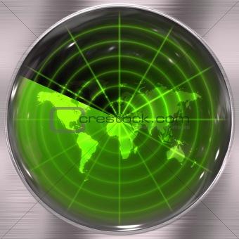 Green World Radar