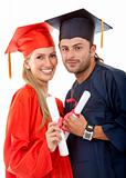 Graduated couple