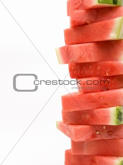 Watermelon stack