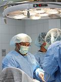 male asian surgeons