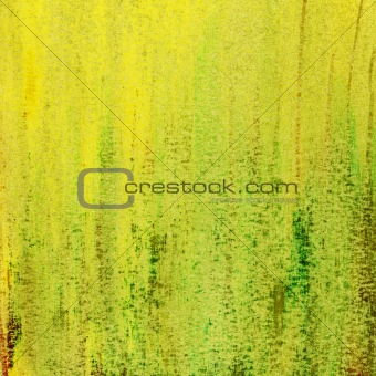 grunge green yellow and brown papeer e3333