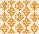 Wallpaper Pattern - Vector