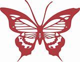 butterfly design illustration