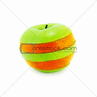 Apple + Orange