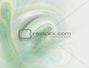 Business Graphic -Green Tones