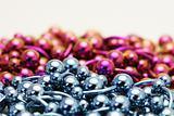 Blue & Purple Navel Rings