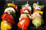Kabob Grilling Trio