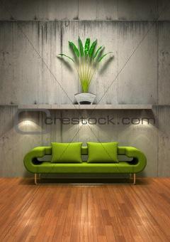 Contemporary interior 02