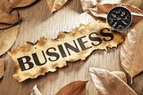 Guidance in business concept