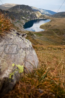 "Rila mountains, lake ""The kidney"""