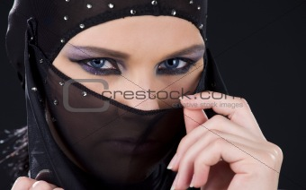 Related Keywords U0026 Suggestions For Ninja Face Female