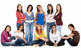 Casual women