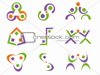 Abstract Vector Logo Designs