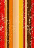 Stripe retro grunge background