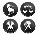 zodiac signs - set 3
