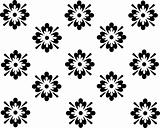 illustration of a wallpaper design on white background