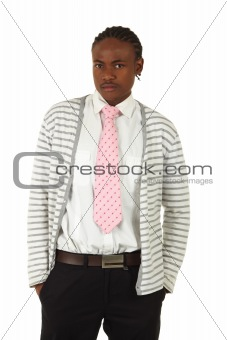 Black Businessman