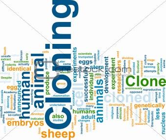 Cloning word cloud