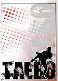 Taebo Silver Poster Background 1