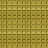 gold ornamental maze pattern
