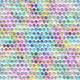 colorful blot plastic