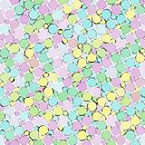 sketch pastel bubble pattern