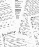 income tax papers