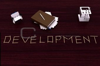 """Development"""