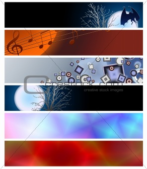six banners for website 8