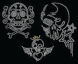 skull beaded collection