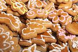 xmas cookies from czech republic