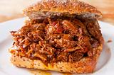 Meat sandwich