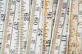Old ruler