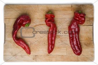 Three Chilis