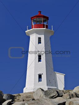 Atlantic Ocean Lighthouse