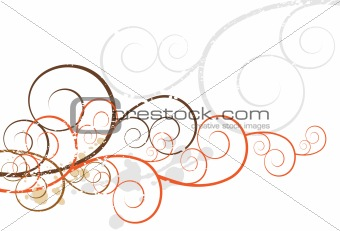Artsy Swirls