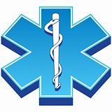 3D First Aid Icon