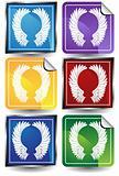 Wings - 6 Sticker
