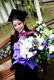 University graduate.