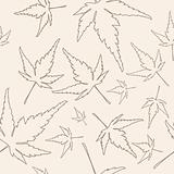 Maple leafs texture