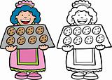 Cookie Lady