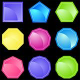 Set of 9 Shapes