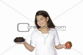 Caucasian Child