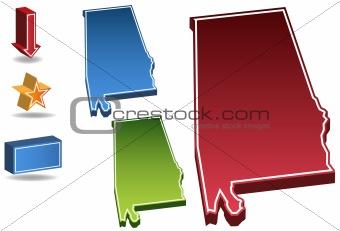 Alabama 3D