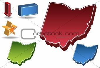 Ohio 3D