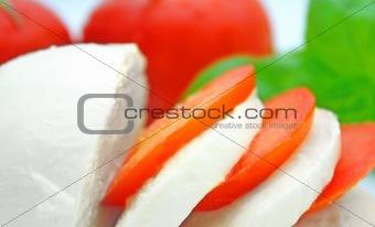 Tomato mozzarella