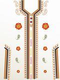vintage collar design