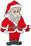 Happy Santa Claus